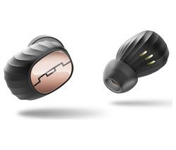 SOL REPUBLIC Amps Air Wireless Bluetooth Headphones - Rose Gold Best Price, Cheapest Prices