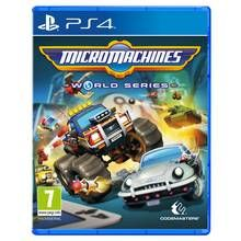 Micro Machines World Series PS4 Game Best Price, Cheapest Prices