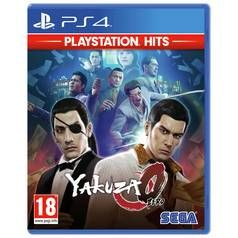 Yakuza 0 PS4 Hits Game Best Price, Cheapest Prices