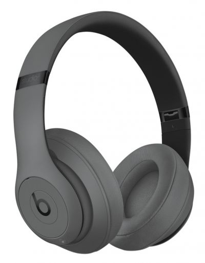 Beats by Dre Studio 3 Wireless Over-Ear Headphones -Grey Best Price, Cheapest Prices
