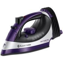 Russell Hobbs 23780 Plug & Wind Easy Store Steam Iron Best Price, Cheapest Prices