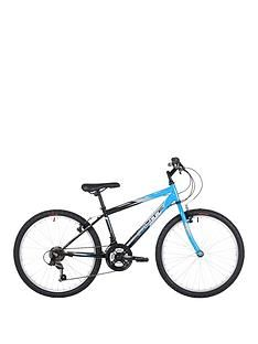 Flite Delta Rigid Mens Mountain Bike 14 inch Frame Best Price, Cheapest Prices