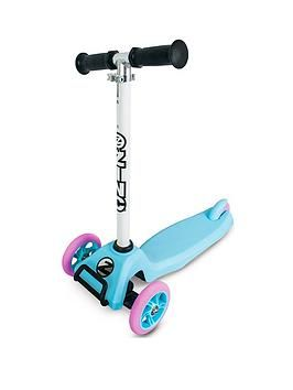 Zinc Zinc T Motion Tri Scooter &Ndash; Blue/Pink Best Price, Cheapest Prices