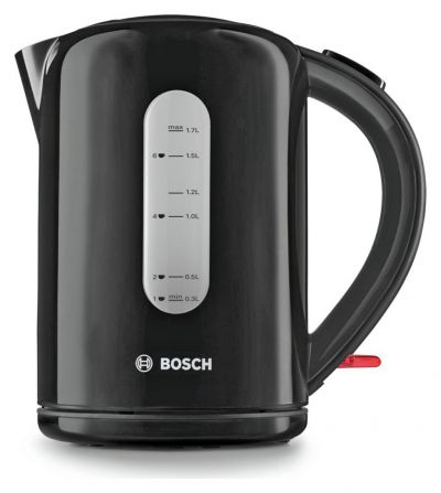 Bosch TWK76033GB Village Kettle - Black Best Price, Cheapest Prices