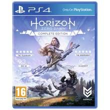 Horizon Zero Dawn: Complete Edition PS4 Game Best Price, Cheapest Prices