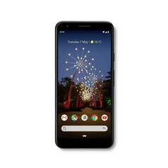 SIM Free Google Pixel 3a 64GB Mobile Phone - Black Best Price, Cheapest Prices