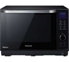 PANASONIC NN-DS596BBPQ Combination Microwave - Black Best Price, Cheapest Prices
