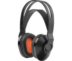 ONE FOR ALL HP1020 Wireless Headphones - Black Best Price, Cheapest Prices