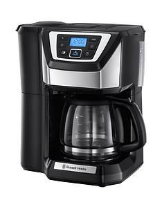 Russell Hobbs Chester Grind and Brew Coffee Maker - 22000  Best Price, Cheapest Prices
