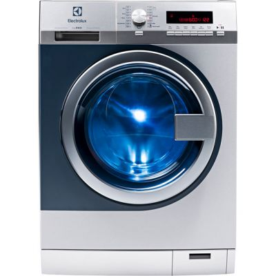 Electrolux myPro WE170P 8Kg Semi Commercial Washing Machine with 1400 rpm - Stainless Steel - A+++ Rated Best Price, Cheapest Prices