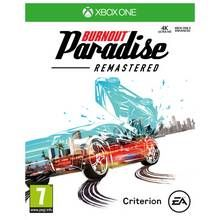 Burnout Paradise Remastered Xbox One Game Best Price, Cheapest Prices