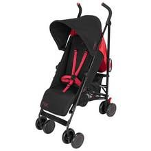 Mac by Maclaren M1 Pushchair - Black Redstone Best Price, Cheapest Prices