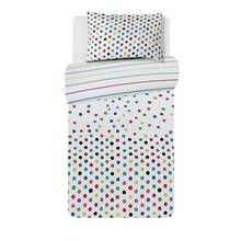 Argos Home Confetti Jersey Bed in a Bag - Single