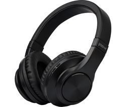 GROOV-E Rhythm GV-BT550 Wireless Bluetooth Headphones - Black Best Price, Cheapest Prices