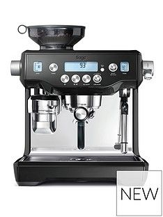 Sage Bes980Bks The Oracle Bean To Cup Coffee Machine - Black Best Price, Cheapest Prices