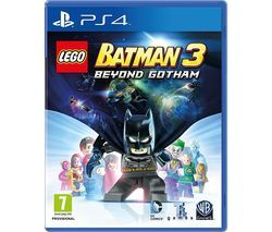 PS4 LEGO Batman 3: Beyond Gotham Best Price, Cheapest Prices