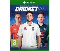 XBOX ONE Cricket 19 - The Official Game of the Ashes Best Price, Cheapest Prices