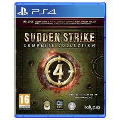 Sudden Strike 4: Complete Collection PS4 Game Best Price, Cheapest Prices