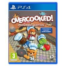 Overcooked Gourmet Edition PS4 Game Best Price, Cheapest Prices