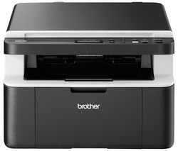 BROTHER DCP1612W Monochrome All-in-One Wireless Laser Printer Best Price, Cheapest Prices