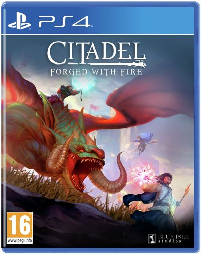 Citadel: Forged with Fire PS4 Pre-Order Game Best Price, Cheapest Prices