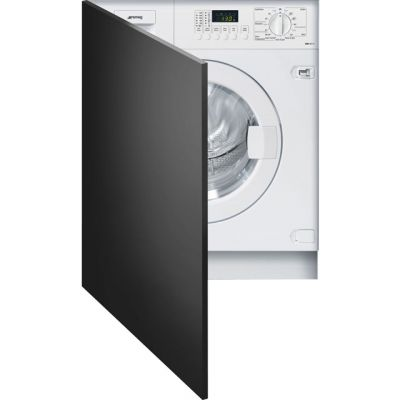 Smeg WMI14C7-2 Integrated 7Kg Washing Machine with 1400 rpm - A++ Rated Best Price, Cheapest Prices