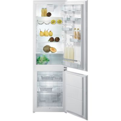 Gorenje Essential Line RCI4181AWV Integrated 70/30 Fridge Freezer with Sliding Door Fixing Kit - White - A+ Rated Best Price, Cheapest Prices