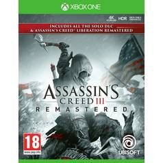 Assassin's Creed III Remastered Xbox One Game Best Price, Cheapest Prices