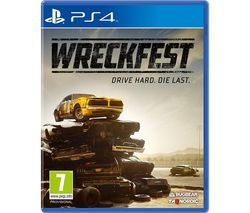 PS4 Wreckfest Best Price, Cheapest Prices