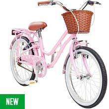 Pazzaz 18 Inch Petal Kids Heritage Bike Best Price, Cheapest Prices
