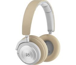BANG & OLUFSEN H9i Wireless Bluetooth Noise-Cancelling Headphones - Natural Best Price, Cheapest Prices