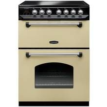 Rangemaster CLAS60ECCR/C Classic Electric Cooker - Cream Best Price, Cheapest Prices