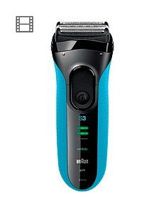 Braun Series 3 340S4 Foil Wet and Dry Shaver Best Price, Cheapest Prices
