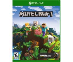 XBOX ONE Minecraft Starter Collection Best Price, Cheapest Prices