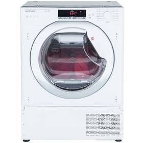 Hoover HTDBWH7A1TCE Integrated Heat Pump Tumble Dryer Best Price, Cheapest Prices