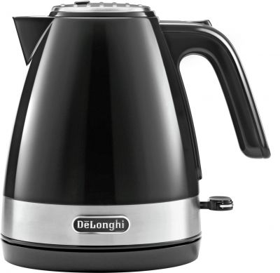 De'Longhi KBLA3001 Active Line Kettle - Black Best Price, Cheapest Prices