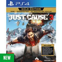 Just Cause 3 Gold Edition PS4 Game Best Price, Cheapest Prices