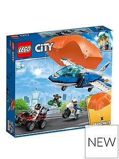 LEGO City 60208 Sky Police Parachute Arrest Best Price, Cheapest Prices