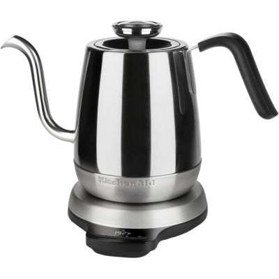 KitchenAid Digital Precision 5KEK1032BSS Kettle - Stainless Steel Best Price, Cheapest Prices