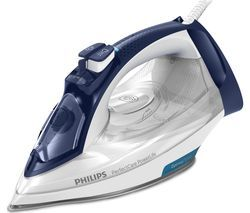 PHILIPS PerfectCare GC3915/16 Steam Iron - White & Blue Best Price, Cheapest Prices