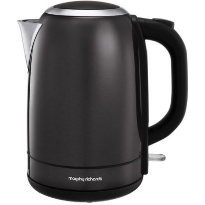 Morphy Richards Equip 102780 Kettle - Black Best Price, Cheapest Prices