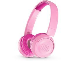 JBL JR300BT Wireless Bluetooth Kids Headphones - Pink Best Price, Cheapest Prices