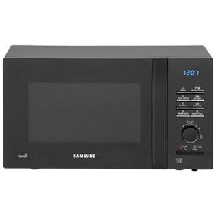 Samsung MS23H3125AK 23 Litre Microwave - Black Best Price, Cheapest Prices