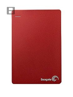 Seagate 2Tb Backup Plus Slim Portable Hard Drive - Hard Drive Only Best Price, Cheapest Prices