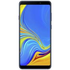 SIM Free Samsung Galaxy A9 128GB Mobile Phone - Blue Best Price, Cheapest Prices