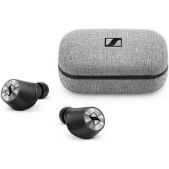 Sennheiser Momentum True Wireless Headphones -Black / Silver Best Price, Cheapest Prices