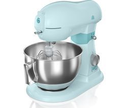 SWAN Fearne SP32010PKN Stand Mixer - Peacock Best Price, Cheapest Prices