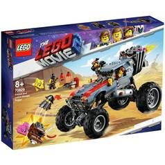 LEGO Movie 2 Emmet and Lucy's Escape Buggy Playset - 70829 Best Price, Cheapest Prices