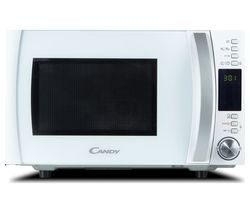 CANDY CMXW 22DW-UK Compact Solo Microwave – White Best Price, Cheapest Prices