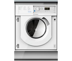 INDESIT BI WMIL 71452 UK Integrated 7 kg 1400 Spin Washing Machine - White Best Price, Cheapest Prices